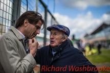 Sir Jackie Stewart FIA WEC 6H Silverstone - Sunday 17th April 2016
