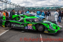 Scott Sharp (USA) / Ed Brown (USA) / Johannes van Overbeek (USA) driving the LMP2 Extreme Speed Motorsports Ligier JS P2 - Nissan FIA WEC 6H Silverstone - Sunday 17th April 2016