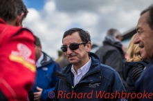 Pierre Fillon Presiddent Automobile Club de L'Ouest FIA WEC 6H Silverstone - Sunday 17th April 2016