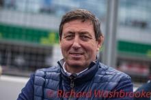 Gerard Neveu CEO World Endurance Championship FIA WEC 6H Silverstone - Sunday 17th April 2016