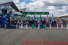 Track Walk FIA WEC 6H Silverstone - Sunday 17th April 2016