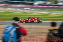 Ricardo Gonzalez (MEX) / Filipe Alburquerque (PRT) / Brunno Senna (BRA) driving the LMP2 RGR Sport By Morand Ligier JS P2 - Nissan FIA WEC 6H Silverstone - Sunday 17th April 2016
