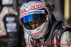 Anthony Davidson (GBR) driving the LMP1 Toyota Gazzo Racing Toyota TS050 - Hybrid FIA WEC 6H Silverstone - Sunday 17th April 2016