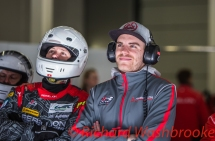 Dominik Kraihamer (AUT) driving the LMP1 Rebellion Racing Rebellion R-One - AER FIA WEC 6H Silverstone - Sunday 17th April 2016
