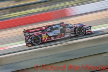 Marcel Fassler (CHE) / Andre Lotterer (DEU) / Benoit Treluyer (FRA) driving the LMP1 Audi Sport Team Joest Audi R18 Hybrid win the race FIA WEC 6H Silverstone - Sunday 17th April 2016